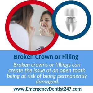 broken crown dallas