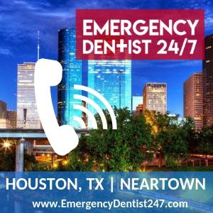 emeregency dentist 247 houston Neartown
