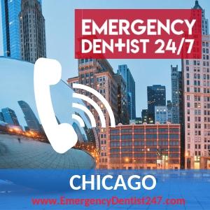 emergency dentist 247 in chicago