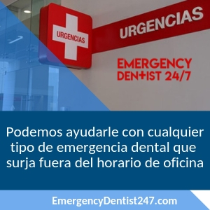 urgencia dental cerca de mi