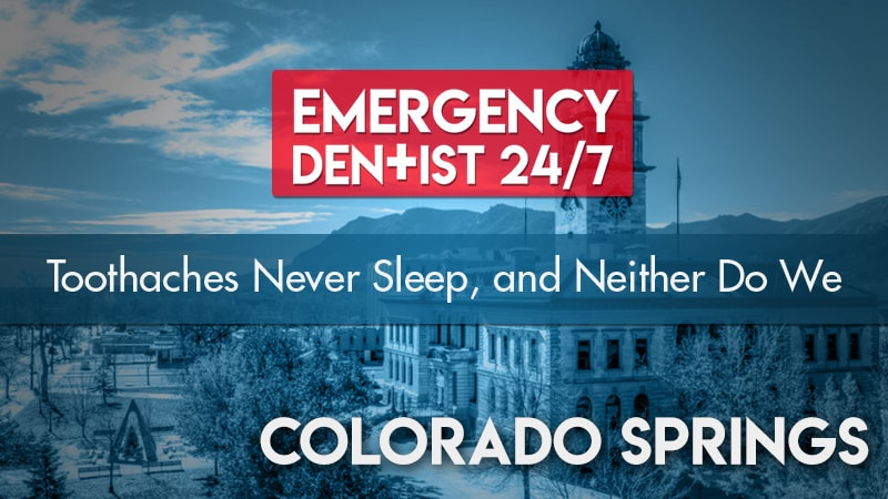 Emergency Dentist Colorado Springs Cover